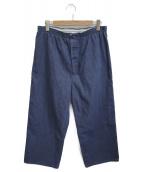 LEVIS VINTAGE CLOTHING(リーバイス ヴィンテージ クロージング)の古着「ORANGE TAB SPORTS PANTS」|インディゴ