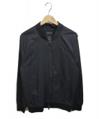 NIKE(ナイキ)の古着「Wings Woven Jacket」|ブラック