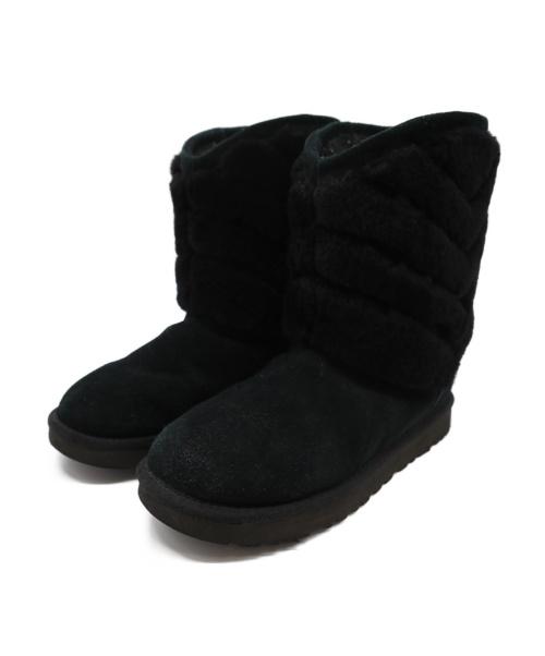 UGG(アグ)UGG (アグ) Tania ブラック サイズ:23の古着・服飾アイテム