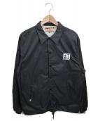 INTERBREED(インターブリード)の古着「コーチジャケット」|ブラック