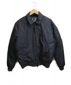 C.P COMPANY(シーピーカンパニー)の古着「ダウンジャケット」|ネイビー