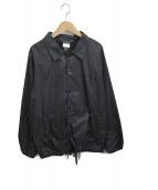 POLeR(ポーラー)の古着「コーチジャケット」|ブラック