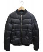 DIESEL(ディーゼル)の古着「ダウンジャケット」|ブラック