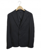 Junhashimoto(ジュンハシモト)の古着「2Bセットアップ」 ブラック