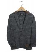 KOLOR(カラー)の古着「テーラードジャケット」 グレー