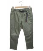 GRAMICCI(グラミチ)の古着「クライミングパンツ」|グリーン