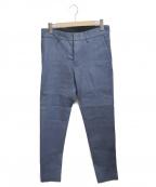 wjk(ダブルジェイケー)の古着「デニムスラックス」|ブルー