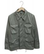 WACKO MARIA(ワコマリア)の古着「ミリタリージャケット」|オリーブ