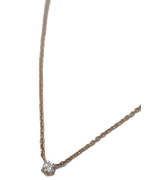 VENDOME AOYAMA(バンドームアオヤマ)VENDOME AOYAMA (バンドームアオヤマ) K18ダイヤネックレス K18の古着・服飾アイテム