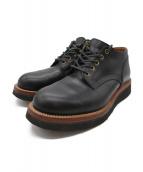locking shoes(ロッキンシューズ)の古着「OXFORD SHOES」|ブラック