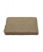 COCOCELUX GOLD(ココセリュックスゴールド)の古着「長財布」|ベージュ