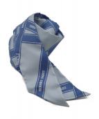 HERMES(エルメス)の古着「ツイリー」|ブルー