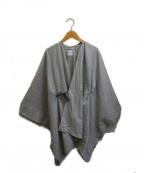SOU・SOU(ソウソウ)の古着「もじり袖半纏」|グレー