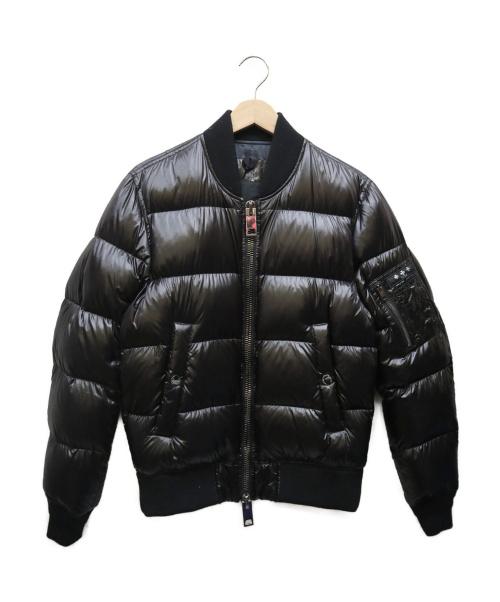 TATRAS(タトラス)TATRAS (タトラス) ブルゾンタイプダウンジャケット ブラック サイズ:2の古着・服飾アイテム