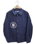 JUNYA WATANABE MAN(ジュンヤワタナベ マン)の古着「ワークジャケット」|ブルー