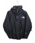 THE NORTH FACE(ザノースフェイス)の古着「90'S GORE-TEXジャケット」|ブラック