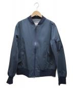 MINOTAUR(ミノトール)の古着「ナイロンブルゾン」|ブルー
