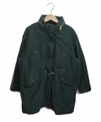 Paul Smith(ポールスミス)の古着「ライナー付ジップアップジャケット」|グリーン
