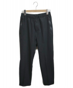 DESCENTE PAUSE(デサントポーズ)の古着「PACKABLE PANTS」 ブラック