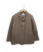 McGREGOR(マックレガー)の古着「スライバーニットコート」 ベージュ