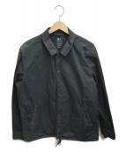 RHC Ron Herman(アールエイチシー ロンハーマン)の古着「コットンジャケット」|チャコールグレー