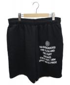 NEIGHBORHOOD(ネイバーフッド)の古着「TIGHT/C-ST ショーツ」|ブラック