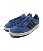 adidas(アディダス)の古着「[古着]90'sキャンパス」|ブルー