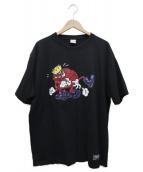()の古着「キングコックローチTシャツ」|ブラック