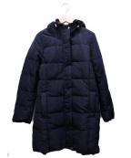 Droite lautreamont(ドロワットロートレアモン)の古着「ダウンコート」|ブラック