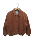 VAN(ヴァン)の古着「コーデュロイジャケット」|ブラウン