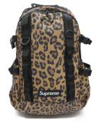 ()の古着「Backpack」|ブラウン