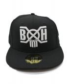 ()の古着「59FIFTY CAP」|ブラック
