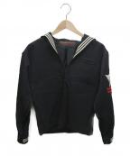 US NAVY(ユーエスネイビー)の古着「セーラージャケット」|ブラック