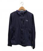 POLEWARDS(ポールワーズ)の古着「ナイロンパーカー」|パープル