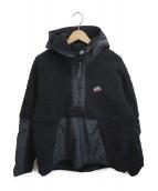 NIKE(ナイキ)の古着「SHERPAジャケット」|ブラック