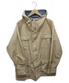 SIERRA DESIGNS(シェラデザインズ)の古着「90s60/40クロスマウンテンパーカー」 ベージュ