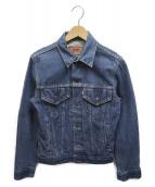 LEVIS(リーバイス)の古着「[古着]80sデニムジャケット」 ブルー