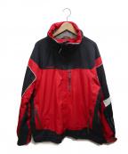 MAMMUT(マムート)の古着「GORE-TEXスポーツジャケット」 レッド