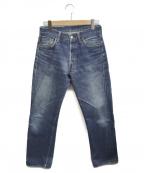 LEVIS()の古着「デニムパンツ」|ブルー