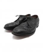 Allen Edmonds(アレン エドモンズ)の古着「ドレスシューズ」|ブラック
