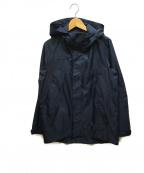 UNDERCOVERISM(アンダーカバーイズム)の古着「GIZ柄マウンテンパーカー」|ブラック