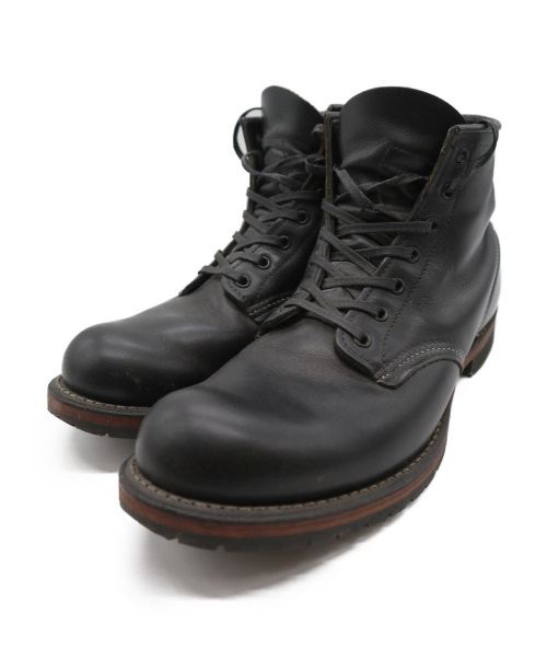 RED WING(レッドウィング)RED WING (レッドウィング) ベックマンブーツ ブラック サイズ:8D 9014の古着・服飾アイテム