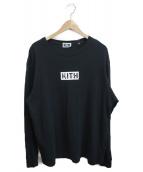 KITH(キス)の古着「ロングスリーブカットソー」|ブラック