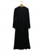 URBAN RESEARCH(アーバンリサーチ)の古着「ロングワンピース」|ブラック