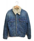 ()の古着「ランチジャケット」|インディゴ