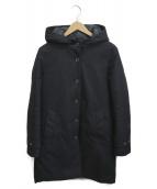 MACKINTOSH(マッキントッシュ)の古着「フーデットダウンコート」|ブラック