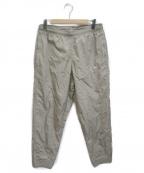 NikeLab(ナイキラボ)の古着「M NRG TRACK PANT」 ベージュ