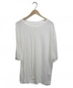 Maison Margiela 10(メゾンマルジェラ 10)の古着「T-SHIRT」 ホワイト