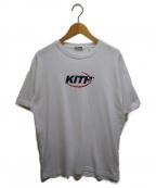KITH(キス)の古着「crescent SS tee」 ホワイト