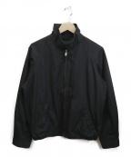 VAN(ヴァン)の古着「バックロゴスイングトップ」|ブラック